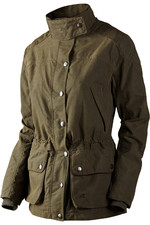 Seeland Womens Woodcock II Jacket Shaded Olive