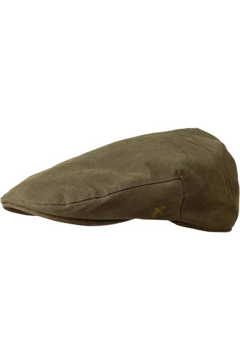 Seeland Woodcock II Flat Cap Shaded Olive