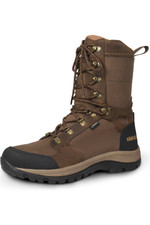 Harkila Mens Woodsman GTX Shooting Boots - Brown