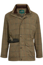 Alan Paine Axford Gents Field Coat AXFGFIE Basil