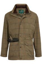 Alan Paine Axford Gents Field Coat AXFGFIE Basil