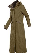 Baleno Womens Kensington Coat Pine Green