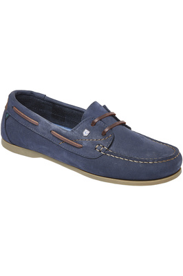 Dubarry Womens Aruba Deck Shoes Denim