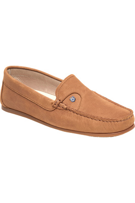 Dubarry Womens Bali Deck Shoe Tan