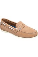 Dubarry Womens Belize Deck Shoe Beige