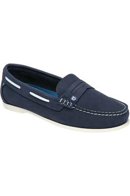 Dubarry Womens Belize Deck Shoe Denim