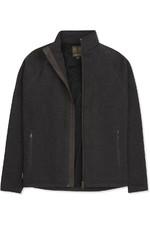 Musto Mens Super Warm Polartec Windjammer Fleece Jacket Liquorice