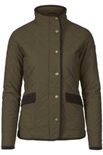 Seeland Womens Woodcock Advanced Quilted Jacket 10021032 - Shaded Olive